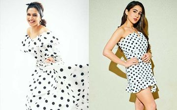 Fashion Face-Off: Deepika Padukone Or Sara Ali Khan – Who Rocked The Polka Dot Trend?