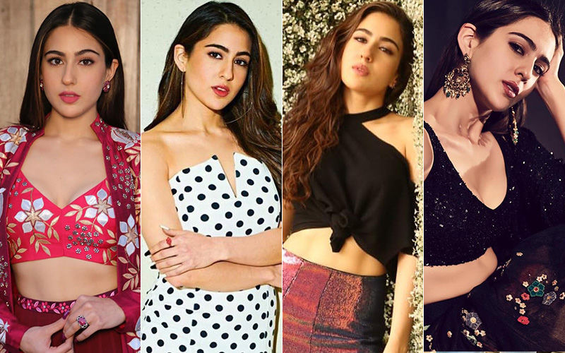 Sara Ali Khan's Birthday Special: Top 10 Outfits That Will Help You To Revamp Your Wardrobe