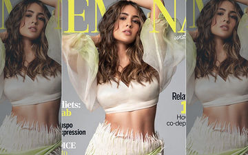 Sara Ali Khan Is The Next 'Rising Star'; Graces The August Cover Of A Fashion Magazine