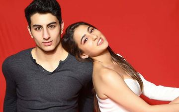 Ibrahim Ali Khan Reveals His Mischievous Face When It's Time To Bully Sara Ali Khan; Shares An Adorable And Relatable Childhood Pic