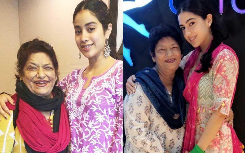 Saroj Khan Passes Away: Newbies Janhvi Kapoor, Ananya Panday And Sara Ali Khan Offer Their Condolences; Share Old Memories