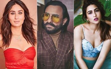 Saif Ali Khan On Sacred Games: Doubt If Kareena Kapoor Khan And Sara Ali Khan Have Watched It