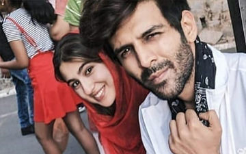 Shimla Diaries: Sara Ali Khan And Kartik Aaryan's Recent Photo Will Brighten Up Your Day