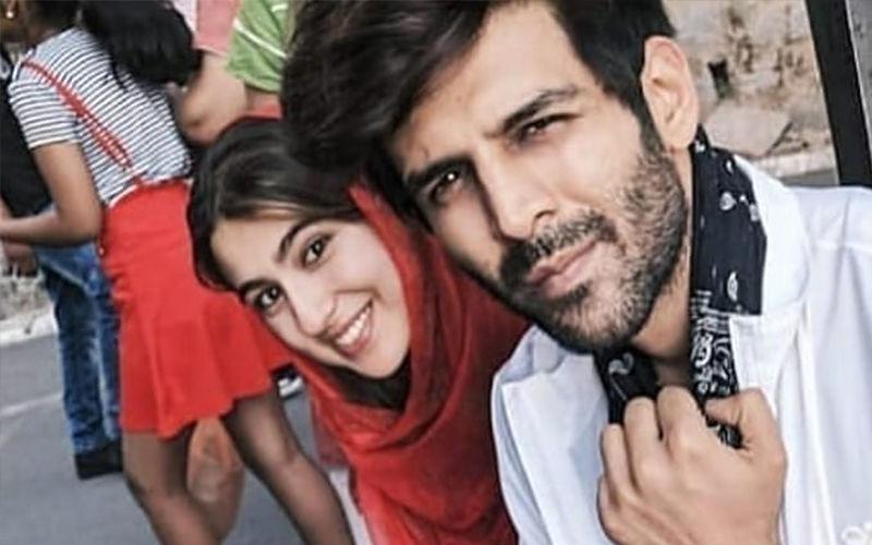 Shimla Diaries: Sara Ali Khan And Kartik Aaryan's Recent Photo Will Brighten Up Your Day