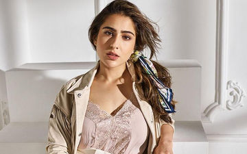 Sara Ali Khan Has Her Heart Set On Doing A Period Film With Sanjay Leela Bhansali