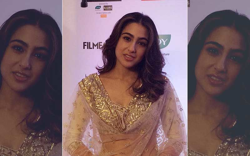 64TH Filmfare Awards 2019: Sara Ali Khan Bags Her First Black Lady- Proud Moment For Saif Ali Khan And Amrita Singh!