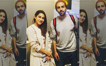 Sara Ali Khan Visits Rumoured Boyfriend Kartik Aaryan's Ailing Father In Mumbai Hospital