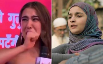 Sara Ali Khan Enacts Alia Bhatt's Famous Gully Boy Dialogue; Cute Or Over-The-Top? Fans Can't Decide