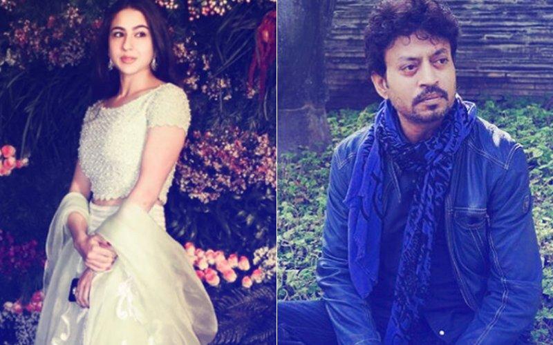 Sara Ali Khan To Play Irrfan Khan's Daughter In Hindi Medium Sequel?