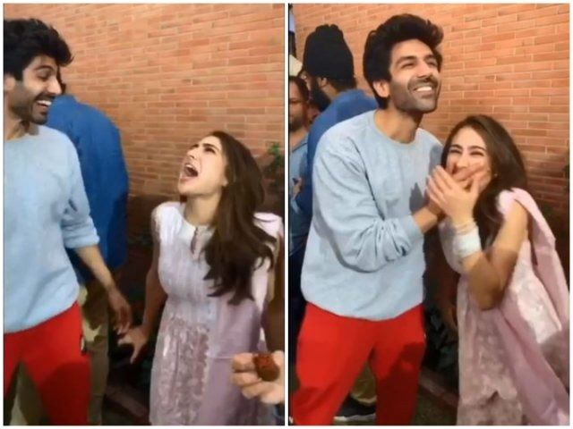 "Once Isn't Enough, Sara Ali Khan's Rumoured Boyfriend Kartik Aryan Wants To Work With Her ""Again And Again"""