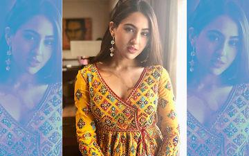 Omg! सारा अली खान का एक फेक इंस्टाग्राम अकाउंट भी है जिससे वो हॉट मॉडल्स की तस्वीरों को लाइक किया करती थी