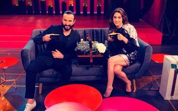 कॉफी विद करण: बॉलीवुड डेब्यू से पहले सारा अली खान करने जा रहीं है करण जौहर से शो में डेब्यू, साथ देंगे पिता सैफ