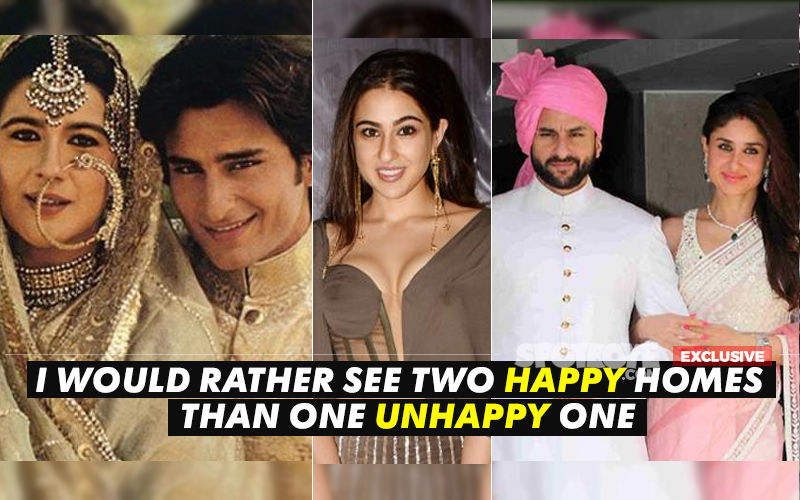 Sara Ali Khan Exclusive Interview: Talks About Her Equation With Amrita-Saif-Kareena, Comparisons with Janhvi Kapoor, And Kedarnath-Simmba