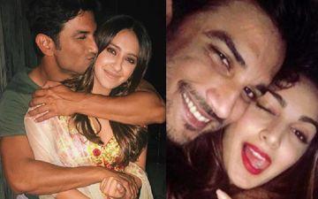 Pics Of Sushant Singh Rajput Tightly Hugging And Kissing Kiara Advani And Alia Bhatt's Best Friend Akansha Ranjan Go Viral On Social Media - Throwback