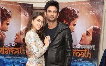 Sara Ali Khan Admits She Was Dating Sushant Singh Rajput; Tells NCB SSR Wasn't Loyal In Their Brief Relationship: REPORTS