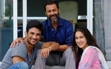 BACK ON TRACK: सारा अली खान और सुशांत सिंह राजपूत ने शुरू किया फिल्म 'केदारनाथ' का काम