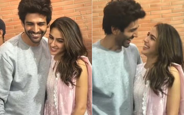 Sara Ali Khan-Kartik Aaryan's Mushy Romance Flick To Be Titled 'Aaj Kal'?