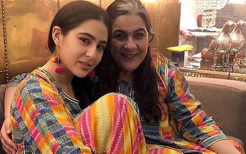 Sara Ali Khan Opens Up On Her Biggest Critic, Says Her Mom Amrita Singh's Opinion Matters The Most: 'I'm Very Influenced By Everything She Says'