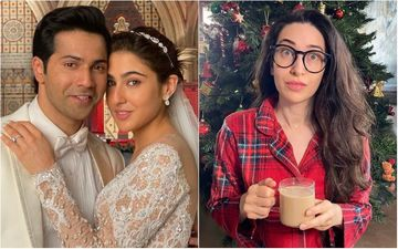 Coolie No 1: Sara Ali Khan On Imitating Karisma Kapoor In The Film; Says 'Would Not Be Able To Do So, Even If I Tried Very Hard'
