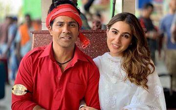 Varun Dhawan Sends Kiss-Filled Birthday Wish To His Coolie No 1 Co-Star Sara Ali Khan – WATCH