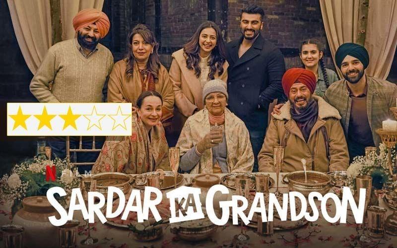 Sardar Ka Grandson Review: Neena Gupta's Quirky Performance Elevates This Light-Hearted Film
