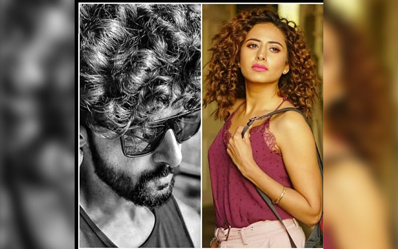 Sargun Mehta, Ravi Dubey's 'Curly' Tale Will Make Your Heart Skip A Beat-SEE PIC