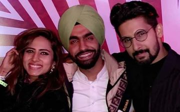 Sargun Mehta Shares Throwback Picture From Last Year New Year Party