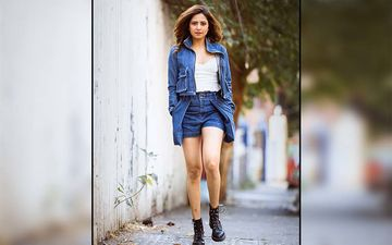 Sargun Mehta Shows Us A Stunning Way To Don A Statement Blazer; Check Out The Picture