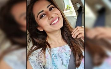 Sargun Mehta Ups The Glam Quotient In A Cheerful Casual Outfit; Shares A Pic On Insta
