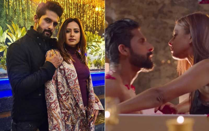 Ravi Dubey's Wife Sargun Mehta's Jaw Dropped When She Heard Nia Sharma Terming Ravi As The 'Best Kisser'