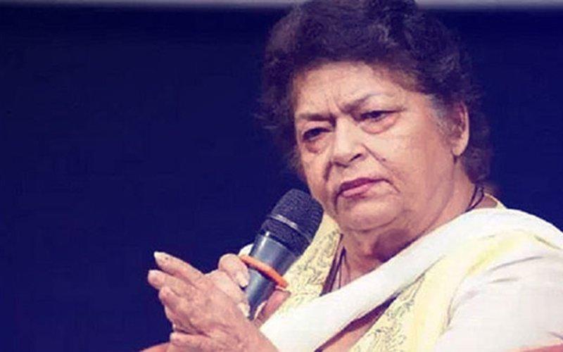 कास्टिंग काउच के बयान पर सरोज खान ने मांगी माफी