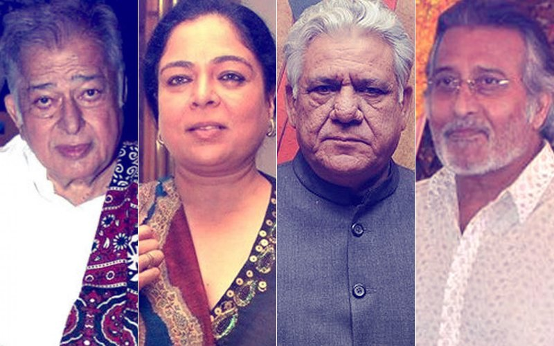 Shashi Kapoor, Vinod Khanna, Om Puri, Reema Lagoo - Bollywood Gems We Lost In 2017