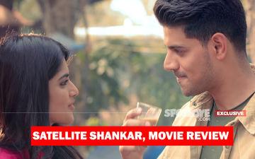 Satellite Shankar, Movie Review: This Sooraj Pancholi-Megha Akash Starrer Emits Weak Signals