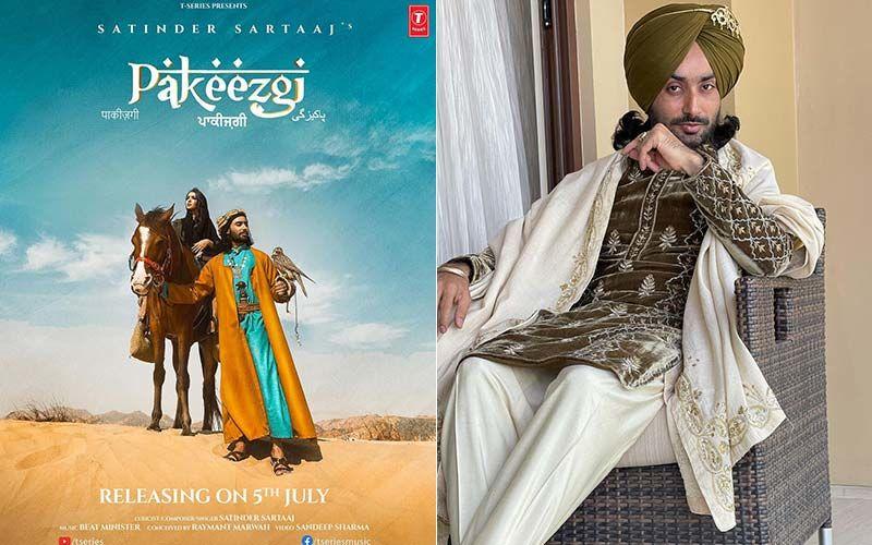 Pakeezgi: Satinder Sartaaj's New Love Song Portrays The Beauty Of An Arabian Love