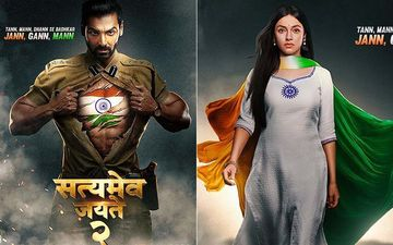 Satyameva Jayate 2 First Look Posters: John Abraham And Divya Khosla Gear Up For A Bigger Sequel