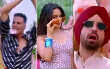 Good Newwz Song Sauda Khara Khara: Akshay-Kiara-Diljit's Bhangra Track To Be Dropped Today