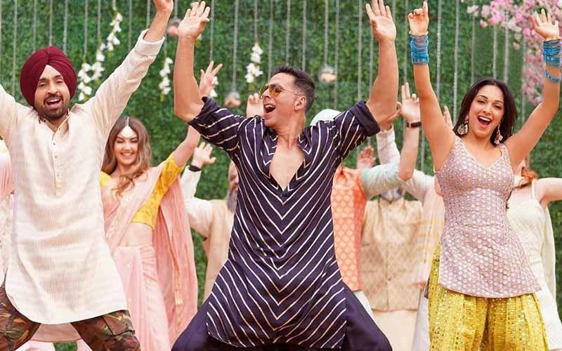 Good Newwz Song Sauda Khara Khara Out: Akshay-Kiara-Diljit's Bust Ultimate Bhangra Moves