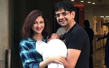 Bhabi Ji Ghar Par Hain Actress Saumya Tandon's Baby Finally Has A Name And It's Come All The Way From Singapore!