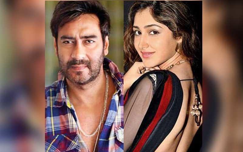 Ajay saves Sayesshas Debut Film