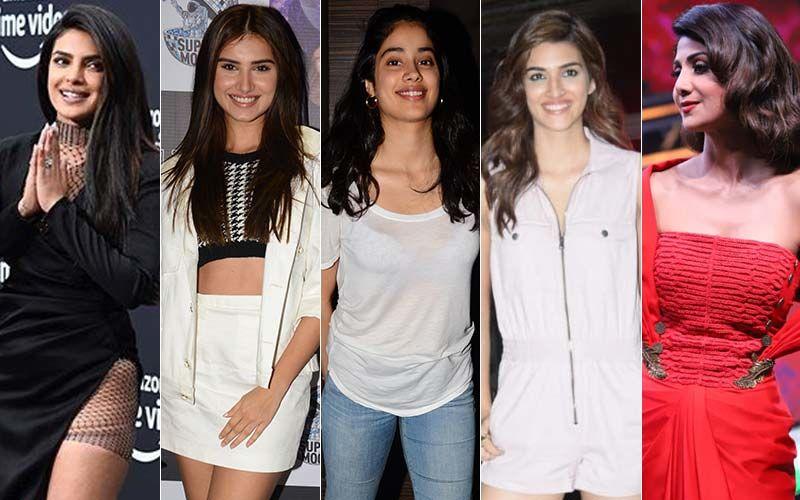 STUNNER OR BUMMER: Priyanka Chopra, Tara Sutaria, Janhvi Kapoor, Kriti Sanon Or Shilpa Shetty?