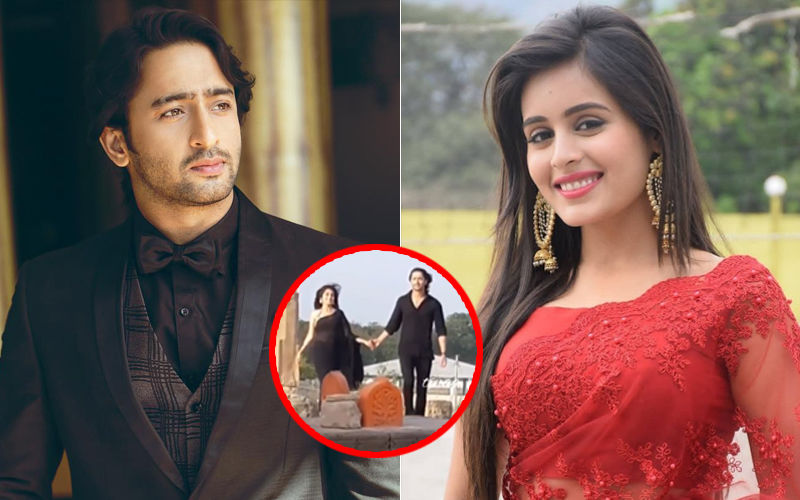 Shaheer Sheikh And Rhea Sharma's Romantic Scene From Yeh Rishtey Hain Pyaar Ke Leaked- Watch Video