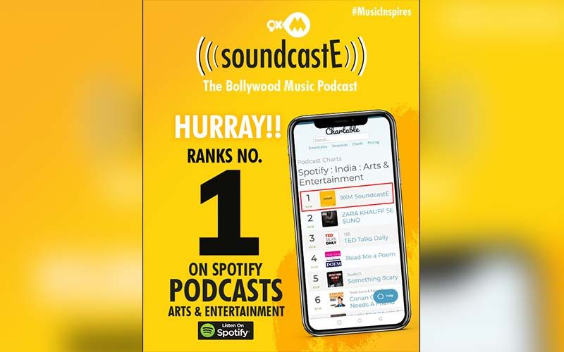 9XM SoundcastE Does Exceedingly Well, The Podcast Receives An Overwhelming Response From The Indian Music Fraternity