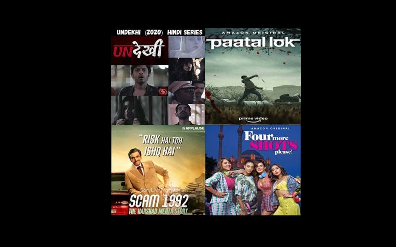 5 Best Web Series Of 2020: Undekhi, Pataal Lok, Scam 1992 And More That Created Sensation On OTT Platforms