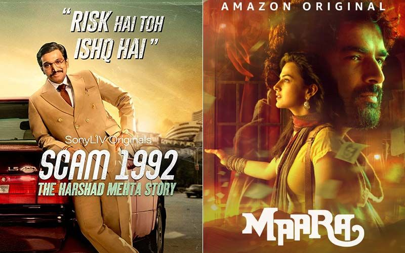 Scam 1992-The Harshad Mehta Story And Maara: Two OTT Masterpieces That You Can't Afford To Miss