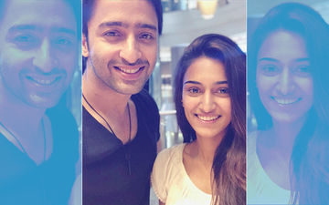 Kasautii Zindagi Kay 2 Actress Erica Fernandes Reunites With Shaheer Sheikh For Something Special, Guess What?