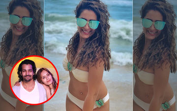Harshvardhan Rane's Special Surprise For Kim Sharma On Her Birthday Is What Every Girl Dreams Of