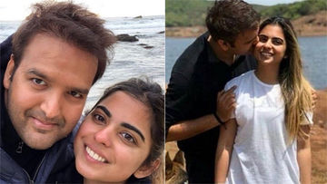 Isha Ambani-Anand Piramal Wedding: Here Are 5 Intimate Lovey Dovey Pictures Of The Couple