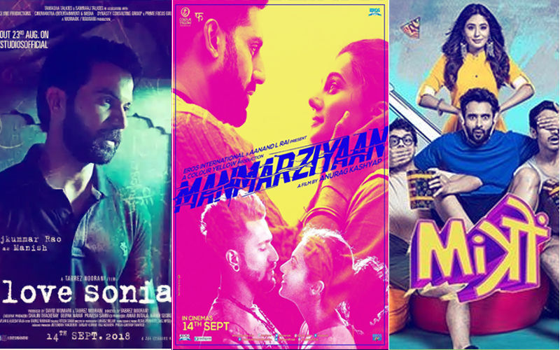 Ganesh Chaturthi 2018: This Friday Is Special For Box-Office; 6 Films To Hit Theatres