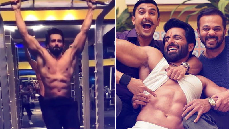 Ranveer Singh Is Smitten By Sonu Sood's Washboard Abs And Why Not?