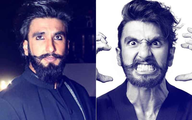 Is Ranveer Singh Seeing A Psychiatrist To UNBECOME Alauddin Khilji?